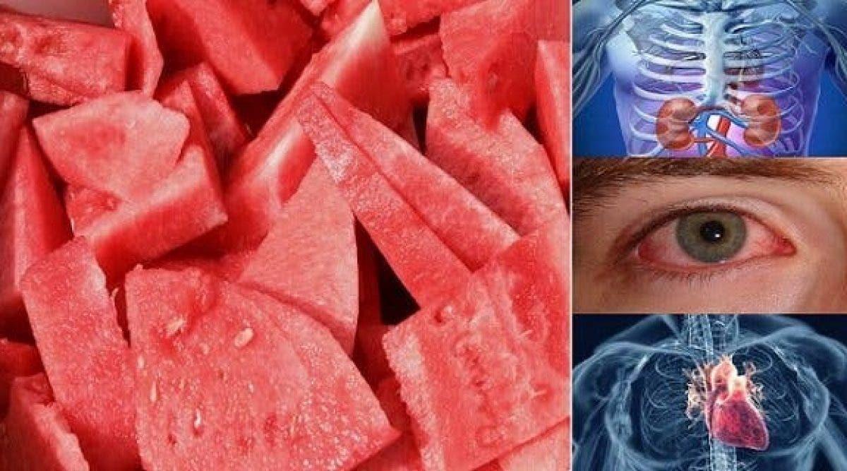 Mangez une tranche de pastèque pendant 7 jours et découvrez ce qui arrive à votre corps !
