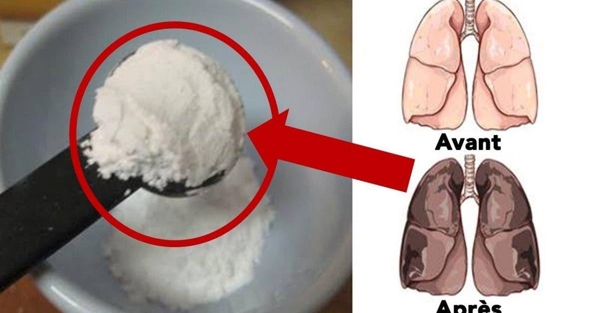 Mélangez ce seul ingrédient avec du jus d'orange pour éliminer la nicotine de votre corps