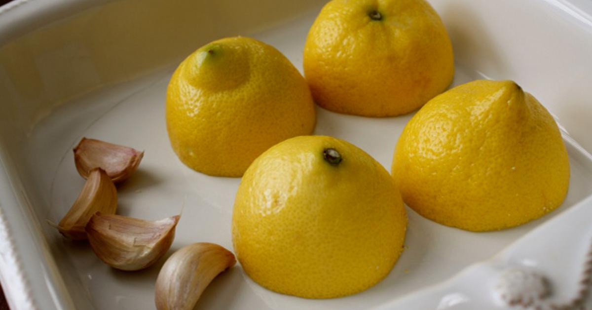 Mélangez de l'ail et du citron, c'est un « médicament » naturel qui soigne de nombreuses maladies
