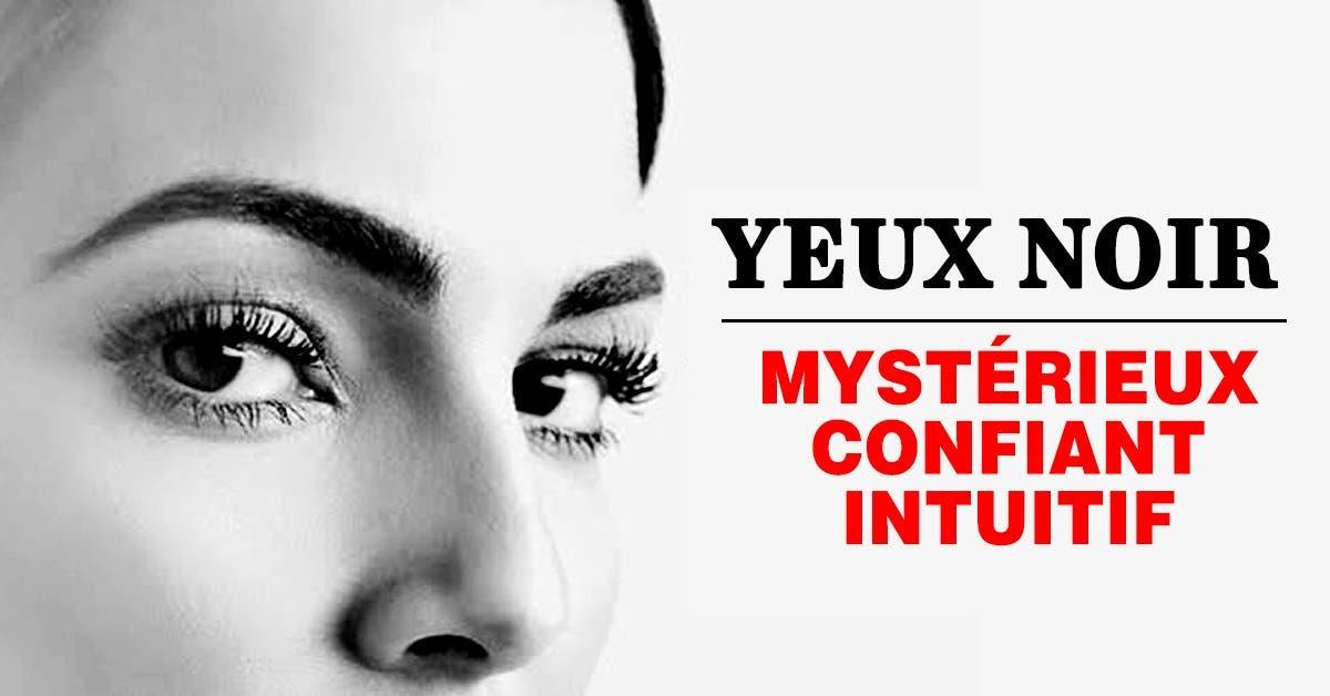 Des chercheurs expliquent ce que la couleur de vos yeux dit de votre personnalité