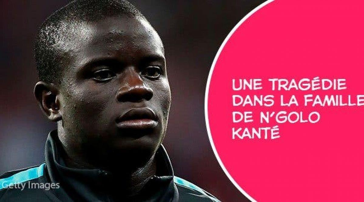 N'Golo Kanté a mené la France jusqu'à la victoire de la coupe du monde