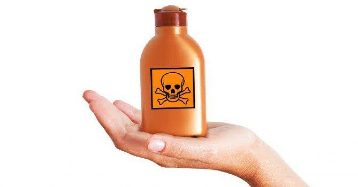 Nachetez jamais ce type de shampoing il cause le cancer 1