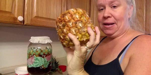 Ne jetez plus jamais les pelures d'ananas