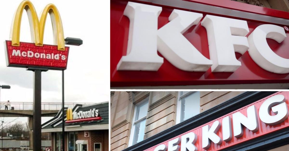 Ne mettez plus de glaçon dans les boissons de KFC