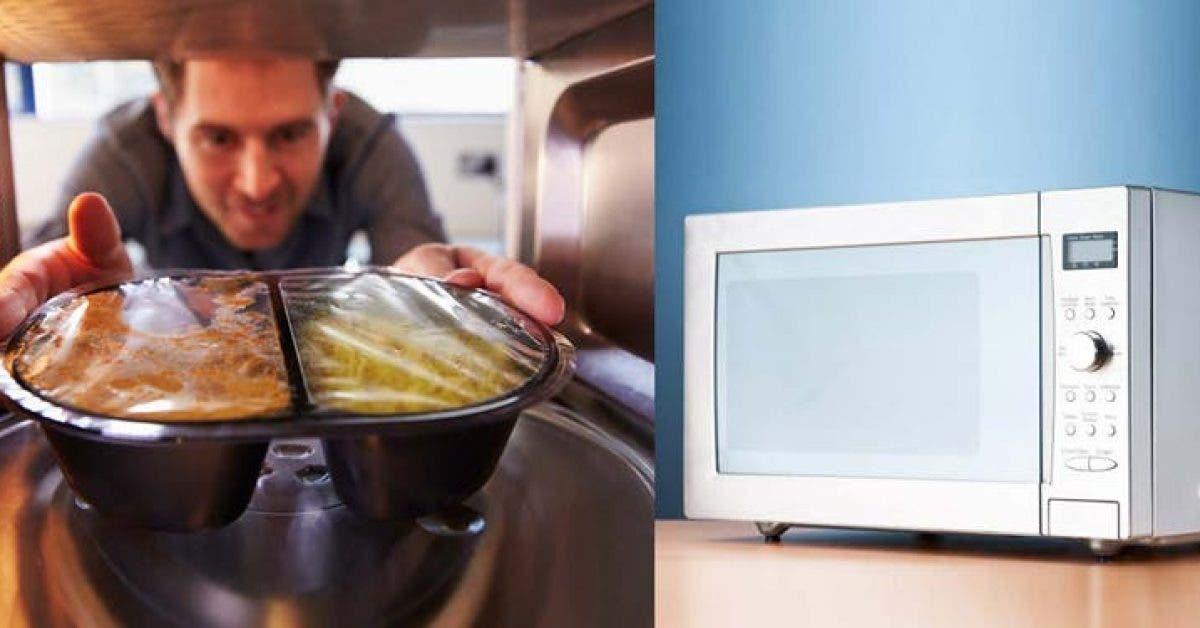 Ne rechauffez plus vos boites en plastique dans le micro ondes previennent les experts 1