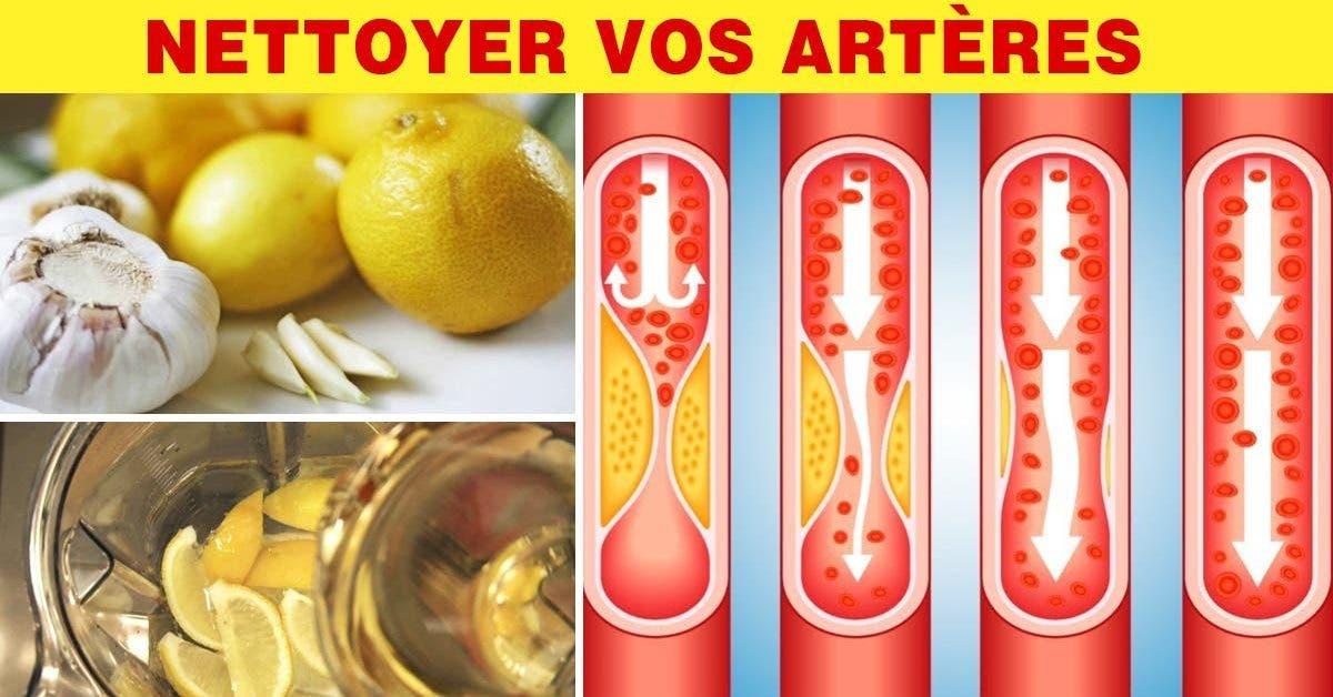 Nettoyer vos arteres