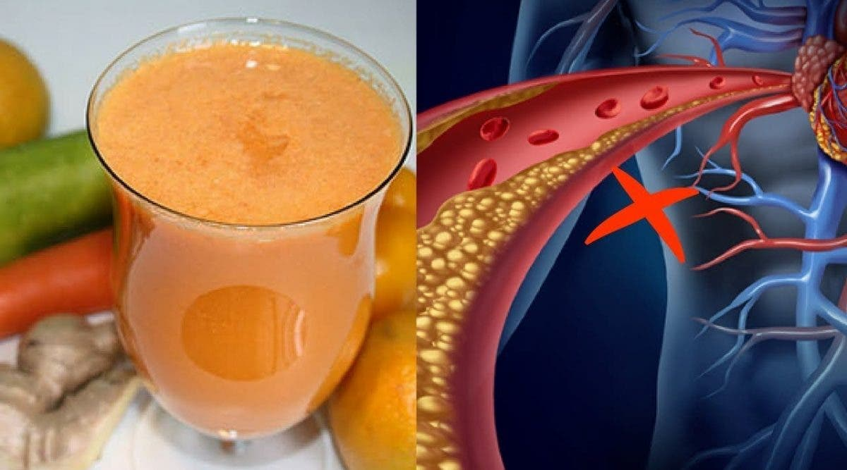 Nettoyez votre sang et débarrassez-vous de toutes les douleurs et inflammations grâce à ce jus