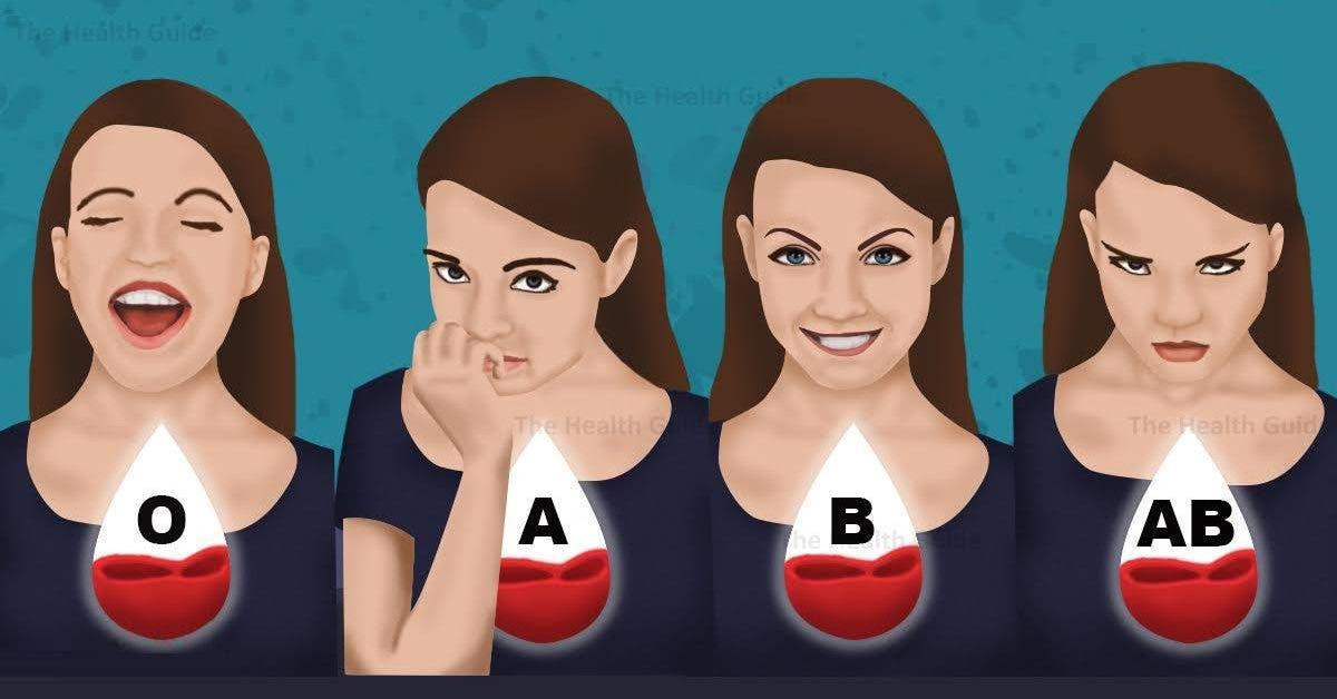 On doit tous savoir ces 10 choses a propos de notre groupe sanguin