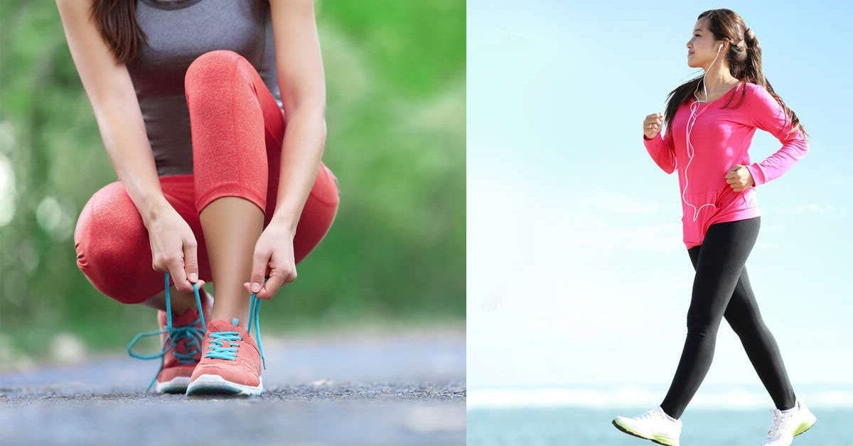 il vaut mieux vaut marcher que courir pour maigrir