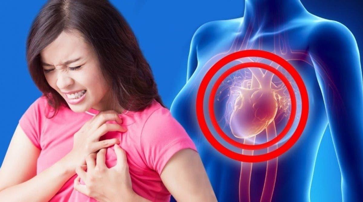 Oui, les crises cardiaques tuent des millions de femmes chaque année : 6 symptômes à identifier