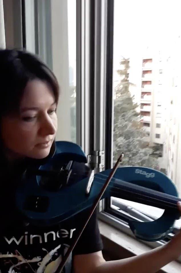 Paola Violon