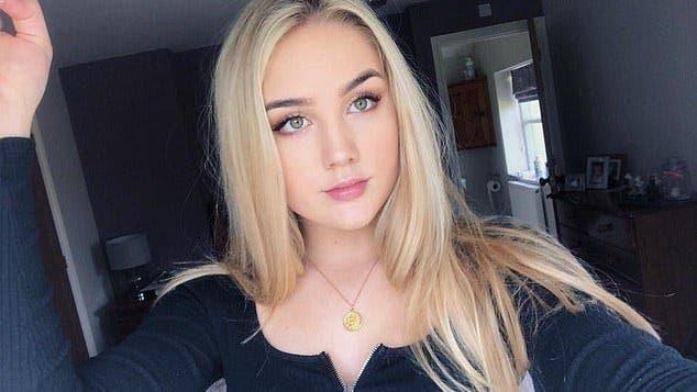 cette adolescente se suicide