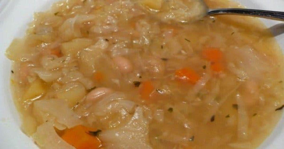Régime : Perdez 3 kilos en 1 semaine grâce à cette soupe magique