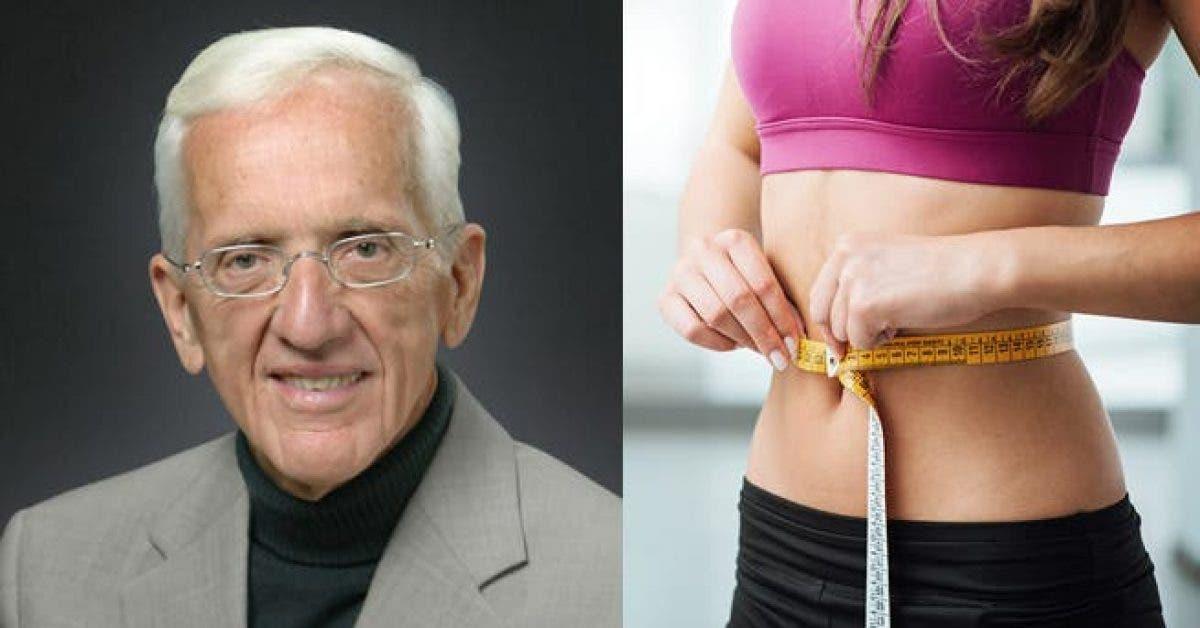 Perdez 3 kilos en 10 jours avec le regime de ce docteur 1