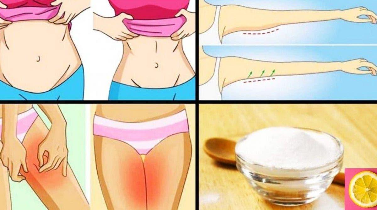 voici comment éliminer la gras de votre corps avec une astuce naturelle