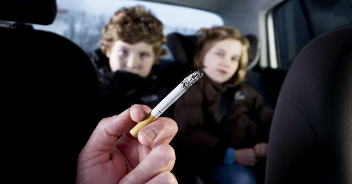 Plus d'excuses, ne fumez plus à coté de mes enfants