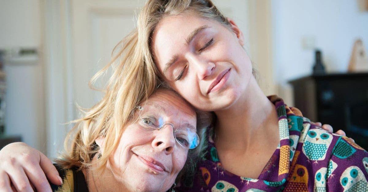 Plus vous passez de temps avec votre mère, plus elle vivra longtemps d'après une étude