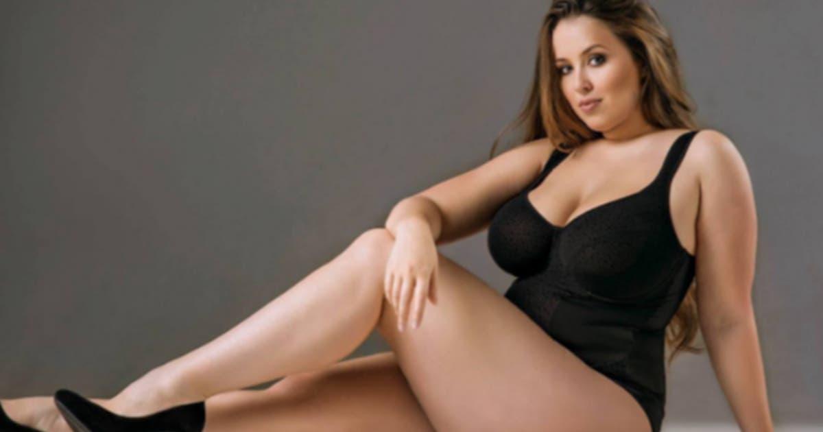 Moment sexy avec une belle femme ronde !