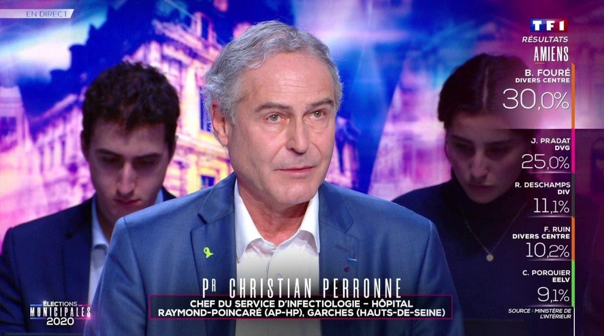 Pr Perronne : « Ceux qui critiquent le protocole Raoult malgré les preuves sont achetés par les labos »