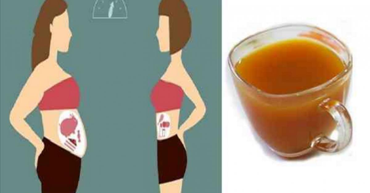 Vous voulez perdre du poids rapidement ? Essayez cette boisson minceur naturelle !