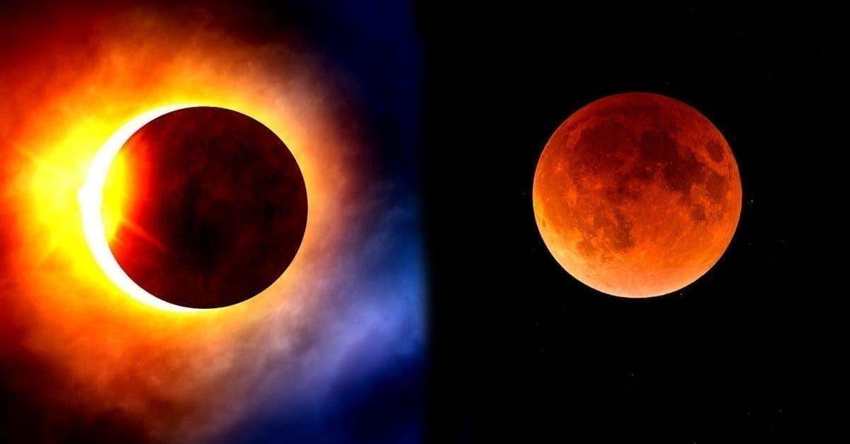 Préparez-vous à voir une éclipse solaire et lunaire dans le ciel pendant ce mois de Juin