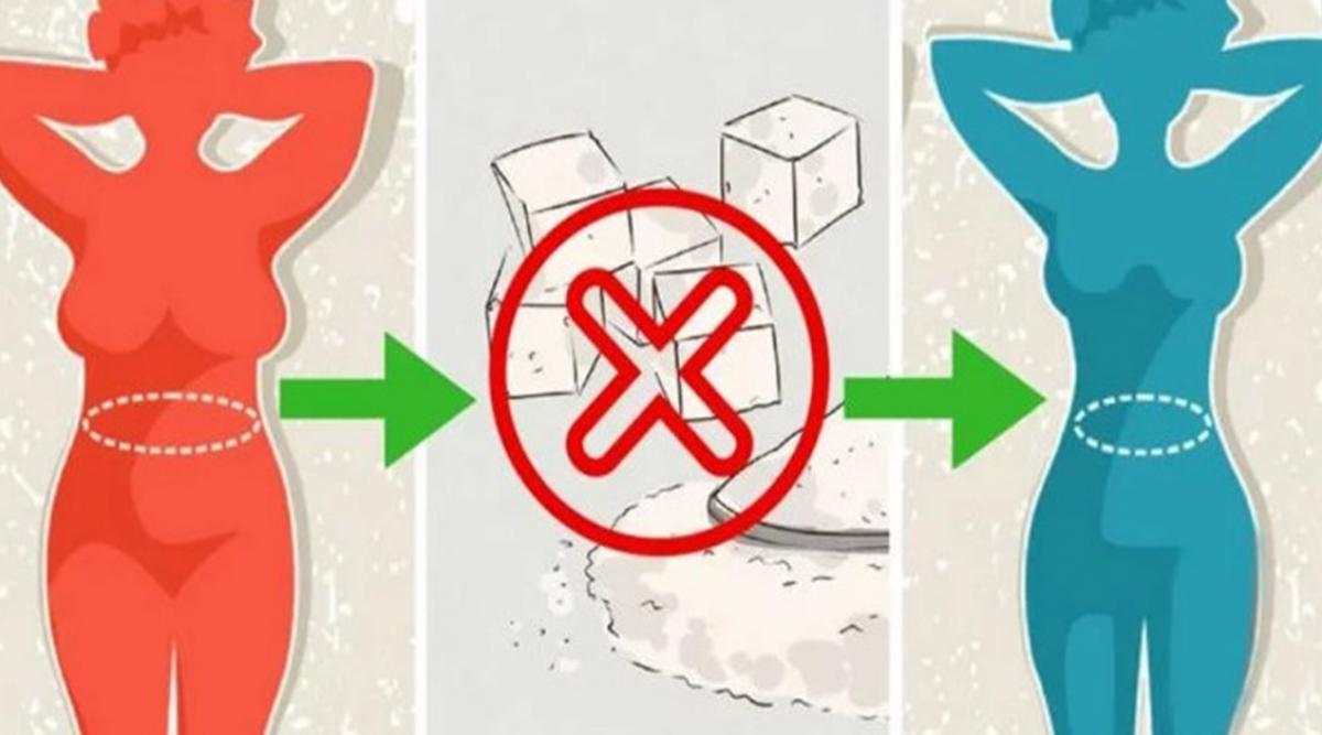 Programme detox du sucre de 7 jours pour perdre 3 kilos