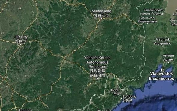 Province-de-Jilin