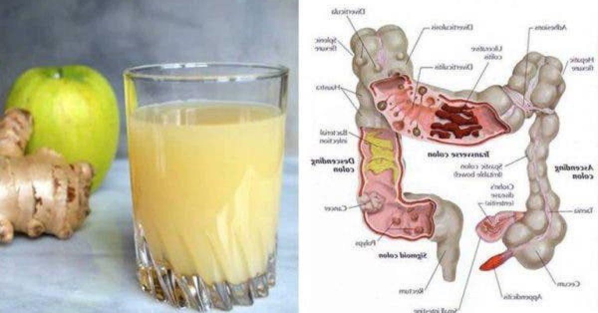 Purgez 13 kilos de toxines de votre corps avec cette puissante recette de jus