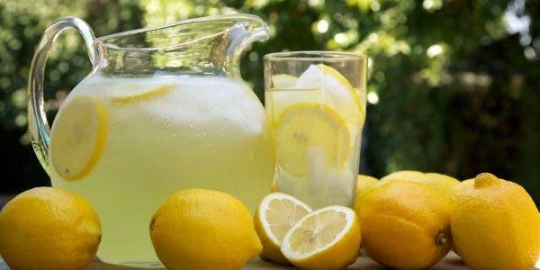 eau citron