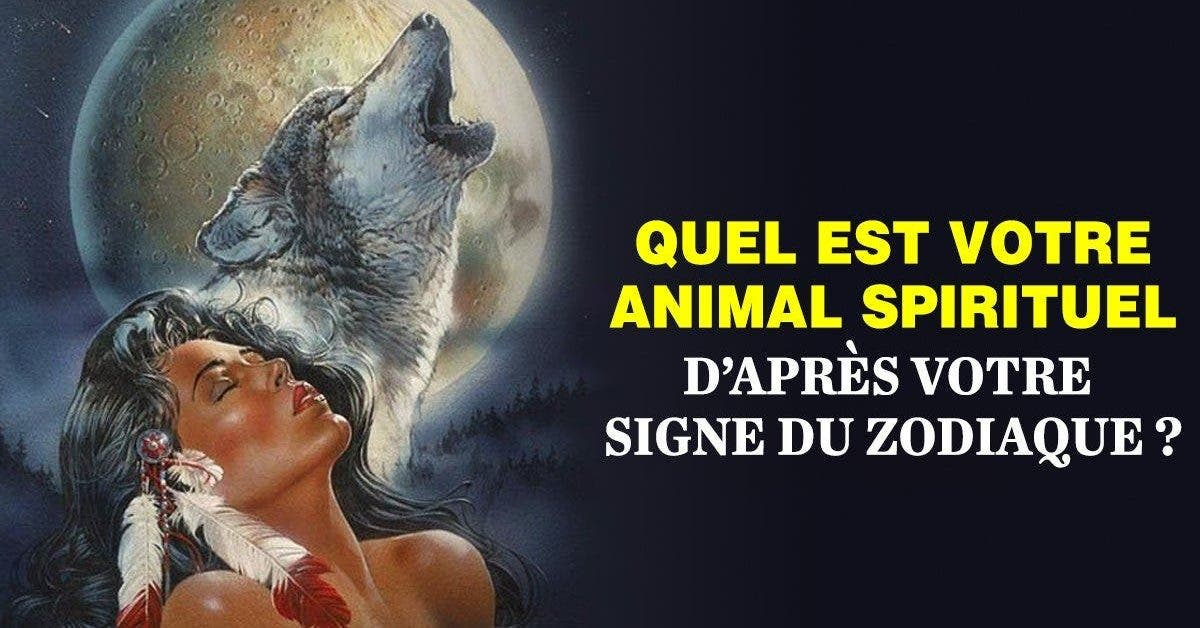 Voici votre animal spirituel d'après votre signe du zodiaque