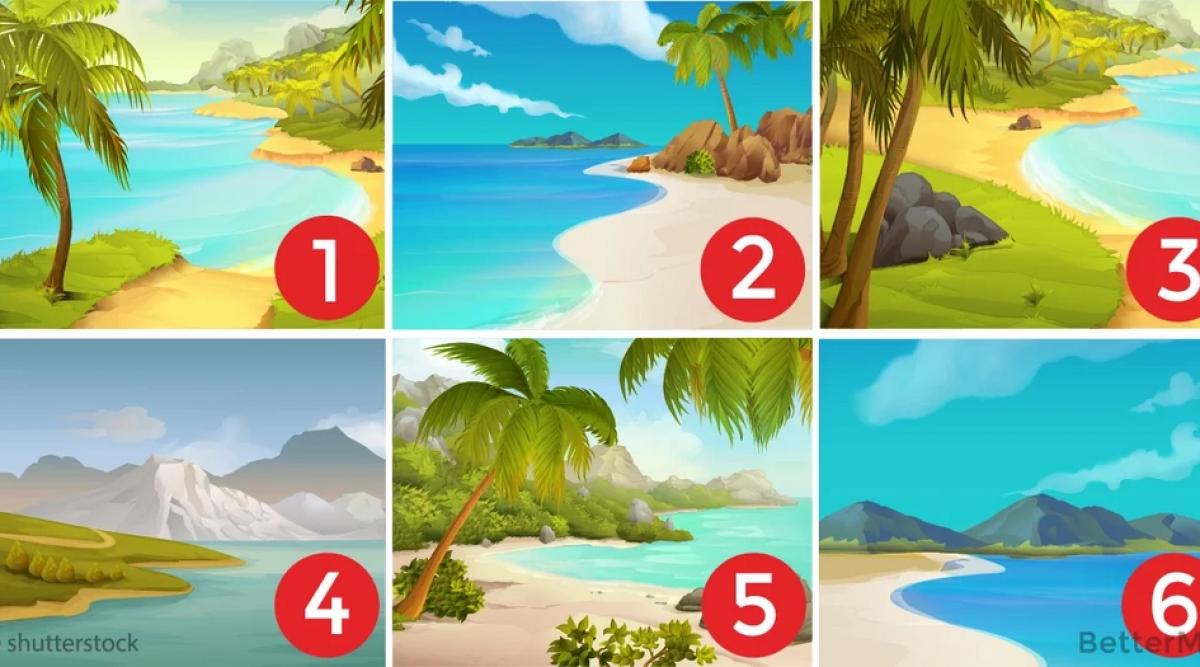 Quelle plage choisirez-vous pour vos prochaines vacances d'été Votre choix reflète votre personnalité