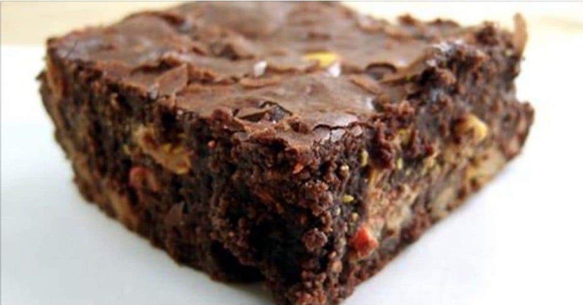 Recette Goutez sans culpabilite a ce delicieux brownies au chocolat sans sucre sans farine sans beurre