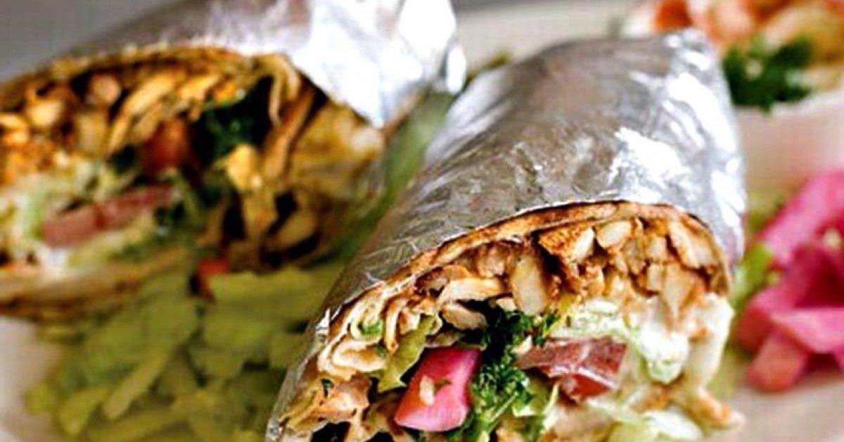 Recette Le veritable shawarma libanais dietetique et tellement delicieux 1 1 1