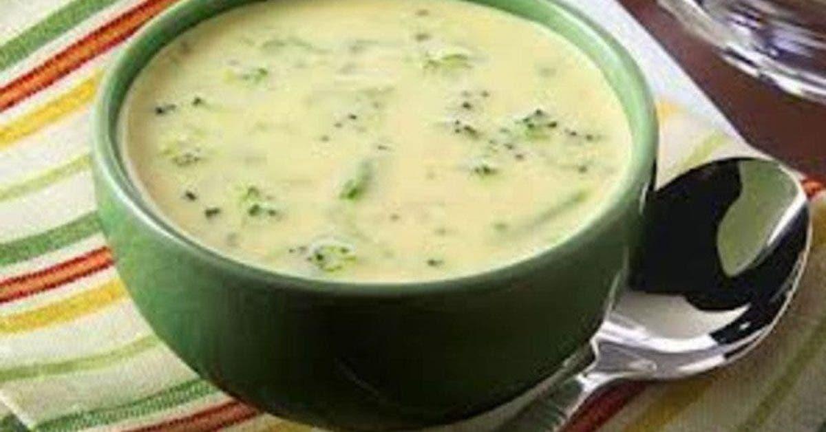 Recette Une delicieuse soupe minceur au chou fleur pour perdre des kilos cet hiver 1