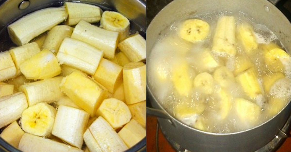 Recette à la banane pour améliorer votre humeur, bien dormir, réguler votre taux de glycémie et perdre du poids