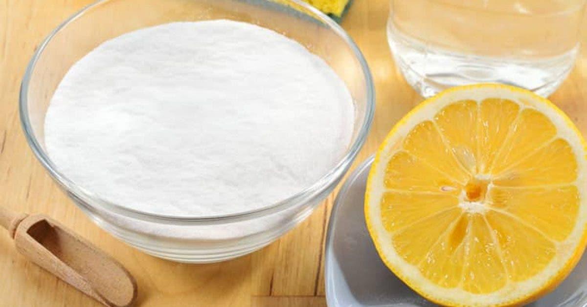 Recette : boisson au citron et bicarbonate de soude pour perdre du poids