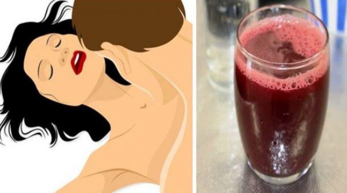 Recette : fabriquez votre viagra naturelle à base de fruits à la maison