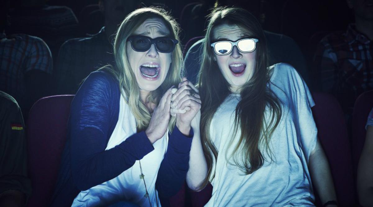 Regarder des films d'horreur vous aide à perdre du poids d'après la science