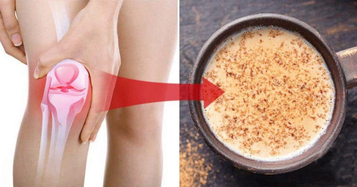 Regenerer le cartilage et reduire les douleurs articulaires avec cette boisson naturelle 1