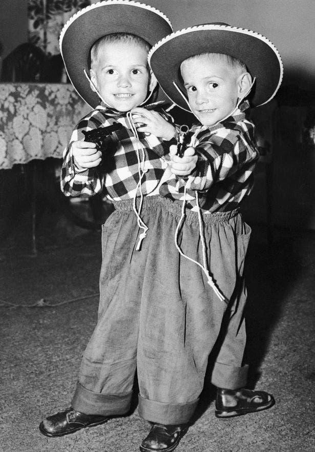 Ronnie et Donnie1