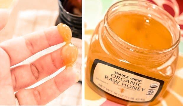 miel de manuka nettoyant visage