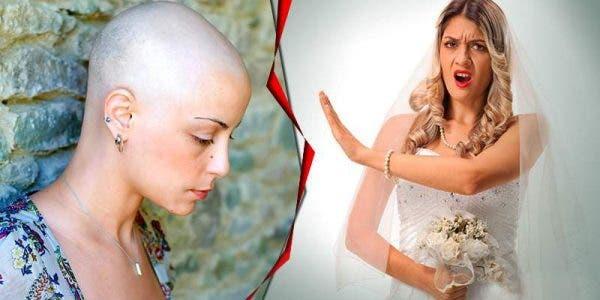 Sans coeur, elle élimine sa meilleure amie de son mariage en raison de son cancer