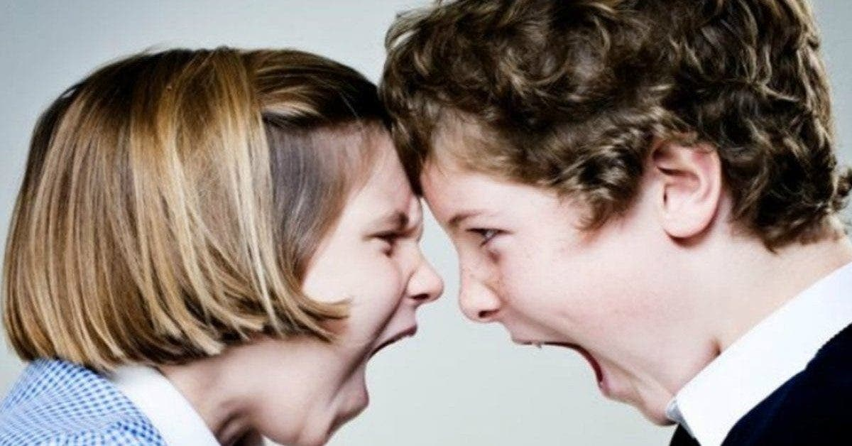 Se disputer avec son frère ou sa soeur fait de vous une meilleure personne