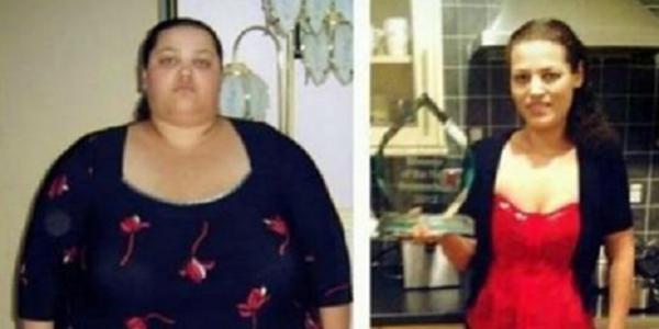 elle mange ces 10 aliments et perd 125 kilos en 2 ans