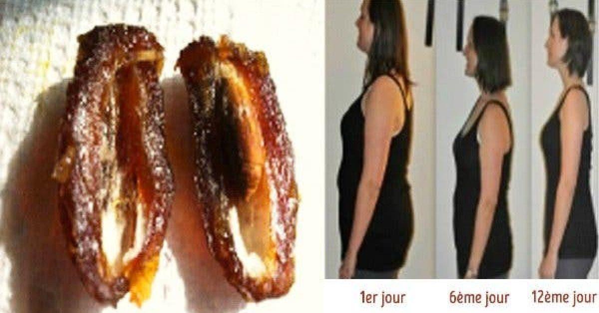 Elle a perdu du poids considérablement en mangeant cet aliment, vérifiez les résultats après cela !
