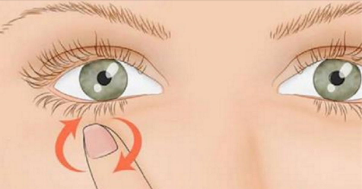 Si vos yeux palpitent ou tressautent 1