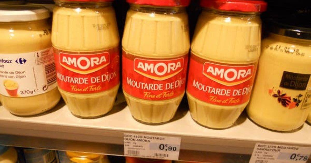 Si vous aimez la moutarde