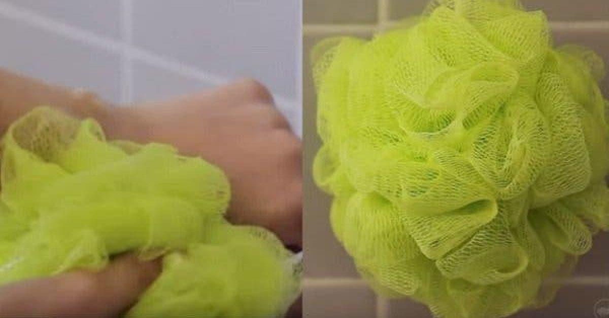 Si vous avez déjà utilisé ceci pour vous laver, une information très importante est à savoir !