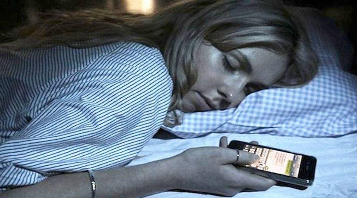 Si vous dormez avec votre téléphone.
