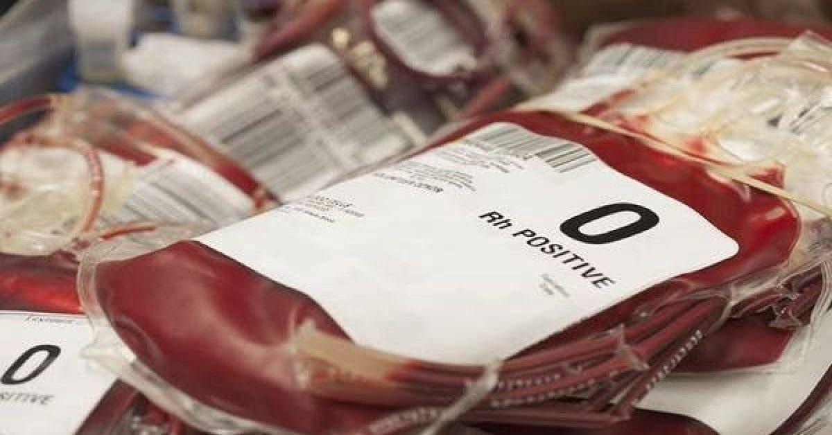 Si vous etes du groupe sanguin O vous devez faire attention a ceci ca vous sauvera la vie 1